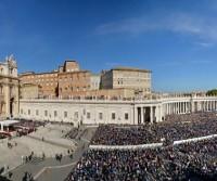 Papa Francesco ha accolto i camperisti per il Giubileo del pleinair