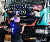 Dakar 2016: il team Petronas De Rooy Iveco alla ricerca della vittoria