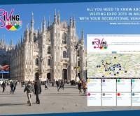 EXPO Milano 2015 e il turismo itinerante: tutto quello che c'è da sapere