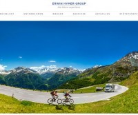 Cambiamento nell'Erwin Hymer Group