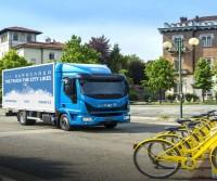 Il nuovo Eurocargo, il camion che piace alla città, eletto 'International Truck of the Year 2016'