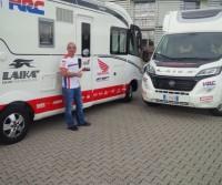 Laika e Honda Racing Corporation
