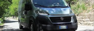 Nuovo Fiat Ducato: il video