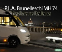 CamperOnTest: P.L.A. Brunelleschi MH 74
