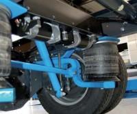 VB-Airsuspension, le sospensioni pneumatiche per viaggi più confortevoli