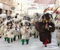 Il carnevale al Camping Terme di Ptuj in Slovenia