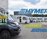 Anteprime 2016: Hymer