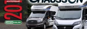 Chausson: innovazione e grande possibilità di scelta. A partire dalla base