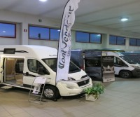 Lusso Caravan nuovo concessionario Font Vendôme: