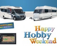 Happy Hobby Week End a Vicenza, Trento e Milano