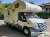 Mansardato Blu Camp SKY 500 con garage grande  - foto 2