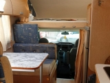 Mansardato Blu Camp SKY 500 con garage grande  - foto 8