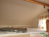 Mansardato Blu Camp SKY 500 con garage grande  - foto 9