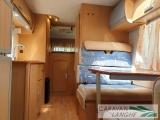 Mansardato Blu Camp SKY 500 con garage grande  - foto 11