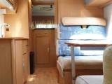 Mansardato Blu Camp SKY 500 con garage grande  - foto 12
