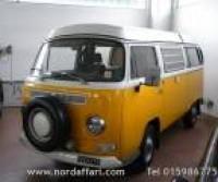 Volkswagen Group Italia TRANSPORTER T2-A WESTFALIA