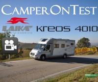 Laika Kreos 4010 – CamperOnTest