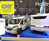 CMT 2019: novità camper e caravan