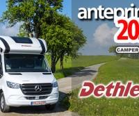 Dethleffs 2020 - Anteprima camper - Motorhome preview