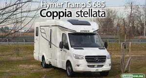 CamperOnTest Hymer Tramp S 685