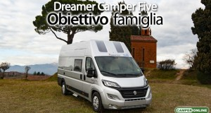 CamperOnTest Dreamer Dreamer Camper Five