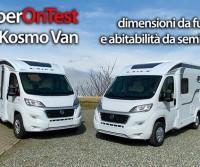 Laika Kosmo Van V5 e V9 – CamperOnTest