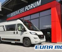 Anteprime 2022: Eura Mobil, tornano i van, con un originale mansardato