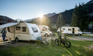 Camping Catinaccio Rosengarten