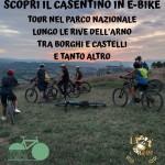 tour in e-bike con guida