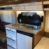 Caravan Eriba Eriba Exciting 445  - Cucina con cassettoni portata 10kg