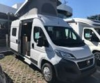 Hymer Camper Vans AYERS ROCK VAN 540