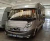 Hymer B694 SL GARAGE 3000 160CV