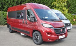 Pilote Vega-Van 600 S Premium - esterno della famiglia Vega-Van