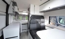 Pilote Vega-Van 600 S Premium - interno della famiglia Vega-Van
