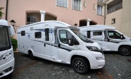 Knaus Van TI 550 MD - esterno della famiglia Van TI