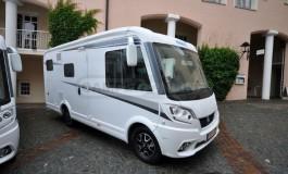 Knaus Van I 550 MD PLATINUM SELECTION - esterno della famiglia Van I