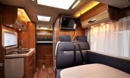Knaus Van I 550 MD PLATINUM SELECTION - interno della famiglia Van I