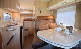 Burstner Travel Van T 620 G - interno della famiglia Travel Van