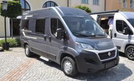 Weinsberg CaraTour 600 ME - esterno della famiglia CaraTour
