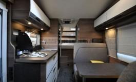 Knaus L!ve Traveller 550 DB - interno della famiglia L!ve Traveller