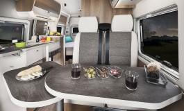 Van Tourer VanTourer 600 D Black and White - interno della famiglia Van