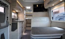 Knaus Van TI Plus 700 LF  - interno della famiglia Van TI Plus