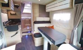 Challenger 268 Graphite VIP - interno della famiglia Graphite VIP