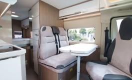 Challenger V 114 Road Edition Premium - interno della famiglia Serie V - Road Edition Premium
