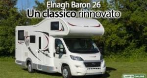 CamperOnTest Elnagh Baron 26