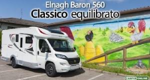 CamperOnTest Elnagh Baron 560
