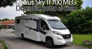 CamperOnTest Knaus Sky TI 700 MEG
