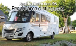 Rapido Distinction i96 Premium Edition