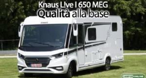 CamperOnTest Knaus L!ive 650 MEG