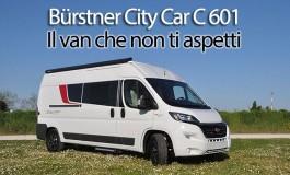 Burstner City Car C 601